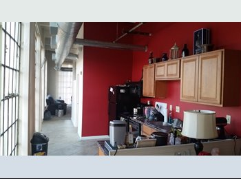 EasyRoommate US - Beautiful Downtown 5th Floor Loft, Dayton - $588 /mo
