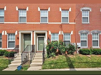 EasyRoommate US - One Bedroom in 3 Bedroom Townhouse in South Philly, Philadelphia - $783 /mo