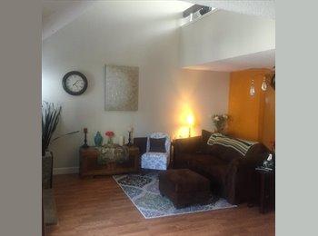 EasyRoommate US - 1 Mst Suite/Prvt Bath- GREAT Location-2/2 Beautiful Condo, San Jose - $1,200 /mo