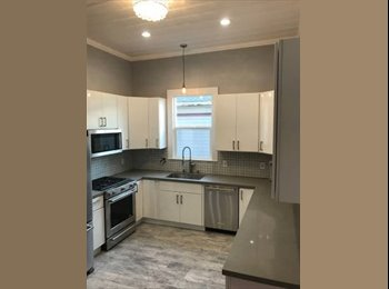 EasyRoommate US - 5 Rooms for Rent in Brand Completeley Remodeled New House Minutes from Lake Merritt, Oakland - $1,200 /mo