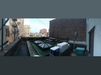 Seeking Roommate to Share Giant Harlem Loft