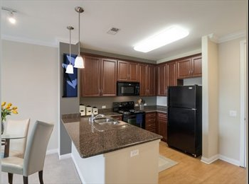 EasyRoommate US - SHARED ROOM Avalon Fashion Valley Luxury Apartment, San Diego - $700 /mo
