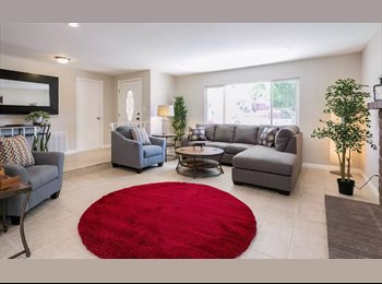 FURNISHED MASTER BEDROOM - CLEAN, SAFE AND NEW EVERYTHING!...