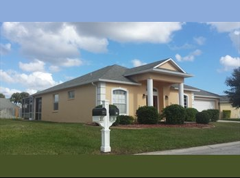 EasyRoommate US - Room with bathroom in pool house, Orlando Area - $600 /mo