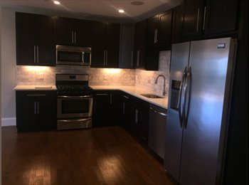 EasyRoommate US - Modern South Boston Luxury Room Share! Gourmet Kitchen, Hardwood Floors, Boston - $1,800 /mo