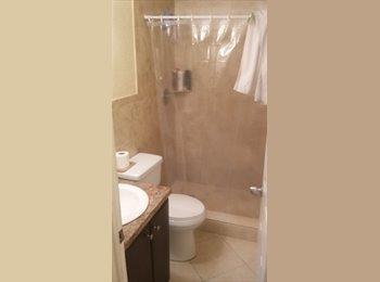 1bed room half bath
