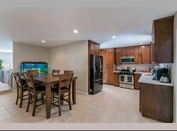 BRIGHT/SAFE/CLEAN - Master Bedroom with Full Bath  - AVAIL...
