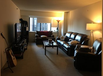 EasyRoommate US - Room in Luxury Building, Boston - $1,450 /mo