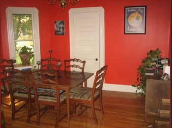 EasyRoommate US - Bedroom in Beautiful Sunny House by T station, Codman Square - $925 /mo