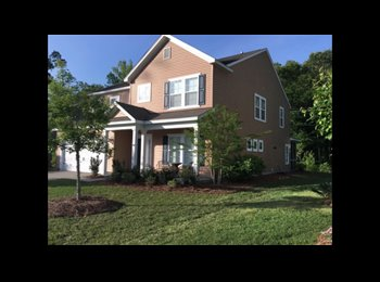 EasyRoommate US - Brand new house, available 1 bedroom, 1 bath., Charleston Area - $800 /mo