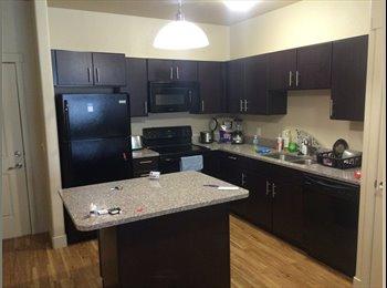 EasyRoommate US - City Station Apartment. Single or shared bedroom and bathroom, Salt Lake City - $640 /mo