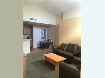 EasyRoommate US - $699 rent one room in villas on apache (tempe), Tempe - $699 /mo