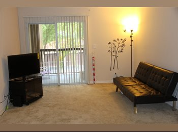 Fully furnished 1 BHK apartment (luxury community) for...