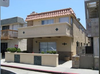 EasyRoommate US - Large Master Bedroom with Private Bath- Steps to Beach, Newport Beach - $1,250 /mo
