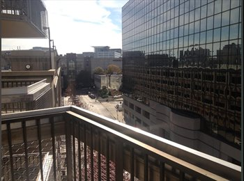 Awesome apartment in downtown Silver Spring needs 1...