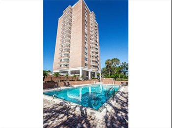 Waterfront Bay View Condo In Upscale Area