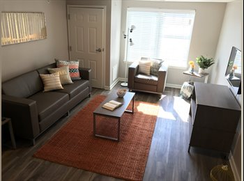EasyRoommate US - Fully Furnished 2 Bedroom Apartment Close to UB South! , Kenmore - $1,399 /mo