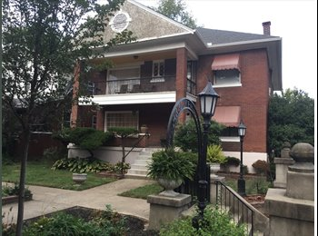 EasyRoommate US - Quiet Student Housing University of Louisville, Old Louisville - $500 /mo