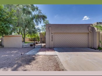 Room for rent 1.5 miles south of ASU