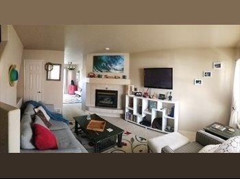 EasyRoommate US - Large unfurnished finished basement w/ full bath, Northeast Colorado Springs - $625 /mo