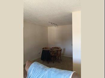 SUBLEASING 2 bedroom apartent.