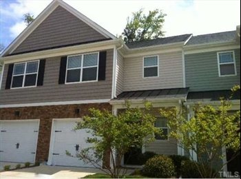 EasyRoommate US - Beautiful Raleigh Town Home (1 bedroom for rent) , Trailwood Hills Commons - $465 /mo