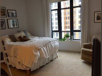HUGE Master Bedroom in Chinatown Apartment