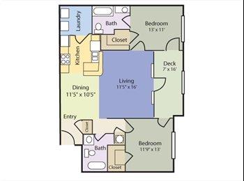 EasyRoommate US - Room For Rent!, Ogden - $530 /mo