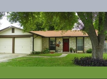 EasyRoommate US - 2 Rooms to rent in 3BR house on Cul de Sac, Hill Country Village - $350 /mo
