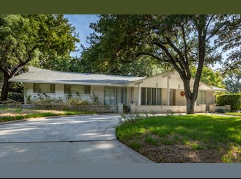 EasyRoommate US - Brick Beauty - One Story Ready To Move In, Shearer Hills / Ridgeview - $750 /mo