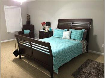 EasyRoommate US - Very generous, bright room., Brown Road - $725 /mo