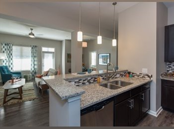 EasyRoommate US - Master Bedroom in Luxury Apartment Complex Available!! , Woodfield - $650 /mo