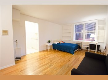 Comfortable studio in awesome location in Upper East!