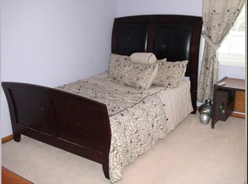 EasyRoommate US - 2 rooms including all utilities wifi furnished cable laundry, Albany - $700 /mo