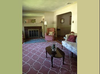 Private furnished Bedroom is beautiful 8 rm home! All...