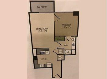 1 Bedroom Apt. for rent
