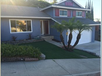 4BR Home Near SDSU w/Rooms For Rent