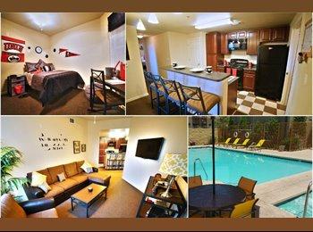 $490 Fully Furnished Room(Own Bathroom)