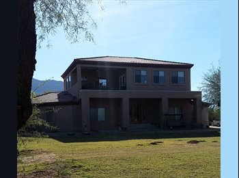 Live on a Gated Ranch 15 min from Downtown PHX
