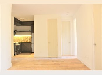 EasyRoommate US - Brand new building with rooms for rent, Bushwick - $1,000 /mo