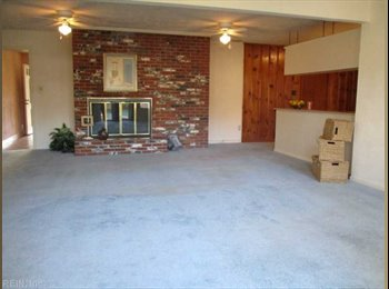 Large room for rent 15x15 in beautiful brick ranch