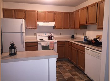 Two bedroom two bathroom for a fair price
