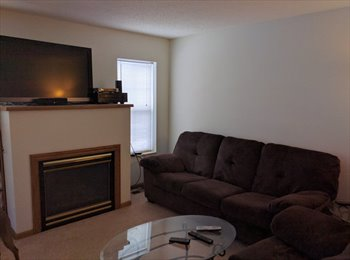 Lower level with own living room area