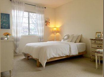 Furnished Private Bedroom in a Clean, Safe and Quiet Home