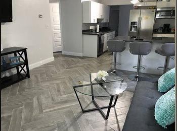 Furnished and includes utilities