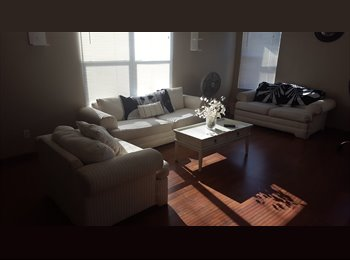 Room for rent in furnished home.