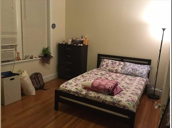 Female roommate for a great room in 2-bedroom apt in...
