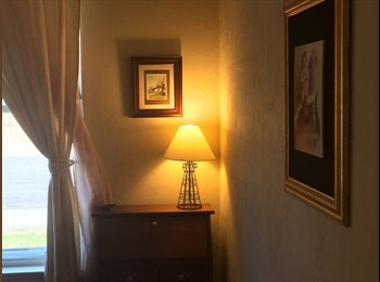 Best area in Santa Rosa. Beautiful furnished room for rent