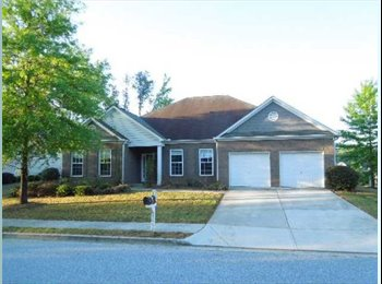Room for Rent in Camp Creek Area - Quite Community