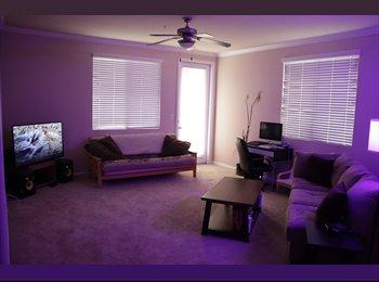 Las Vegas Luxury Condo - Open Room